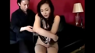 Japanese mature woman